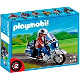 Playmobil 5114 - Motos: moto tourer