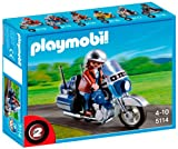 Playmobil 5114 Touring Motorbike