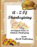 A-Z Of Thanksgiving