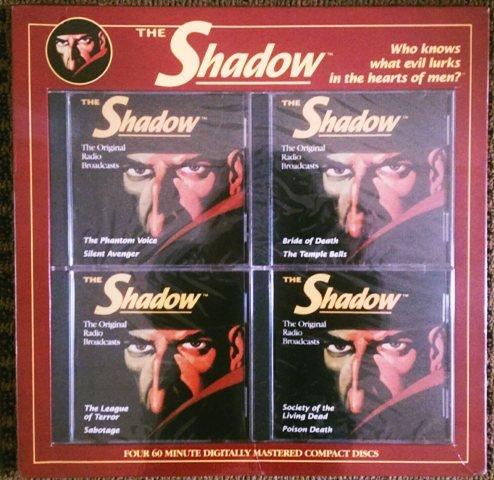 The Shadow: Original Radio Broadcasts Remastered, Orson Welles; James LaCurto; Agnes Moorehead
