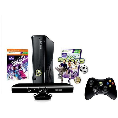 Best buy Xbox 360 4GB Kinect Value Bundle |