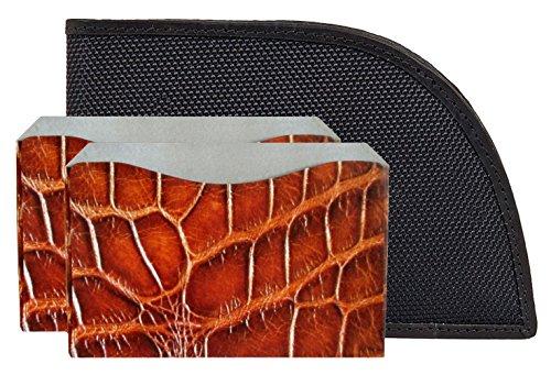 rogue-wallet-rfid-blocking-ballistic-nylon-men-wallet-w-2-rfid-blocking-sleeves-black-alligator-slee