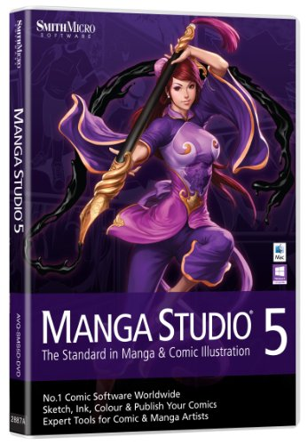 Manga Studio 5 (Drawing Tablet Programs compare prices)