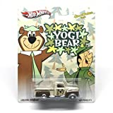 49 FORD F1 * YOGI BEAR / HANNA-BARBERA * Hot Wheels 2013 Pop Culture Series 1:64 Scale Die-Cast Vehi