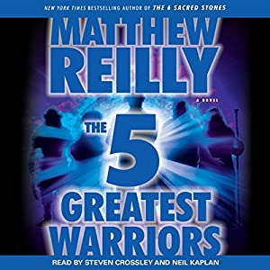 The 5 Greatest Warriors Audiobook