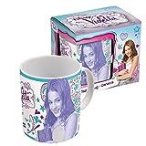 Toy - Violetta - Keramik Tasse Becher Kaffeebecher im Geschenkkarton 400 ml
