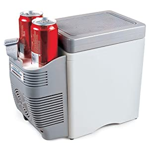 Roadpro 7 Liter 12V Cooler / Warmer with Cup Holders by Roadpro