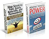 img - for Positive Thinking Power & Stop Smoking Fast: How to live a stress free life with confidence, happiness, and Joy & quit smoking addiction, tobacco, and ... or weight gain (thesuccesslife.com Book 10) book / textbook / text book