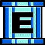 ロックマン E缶 刺繍PATCH