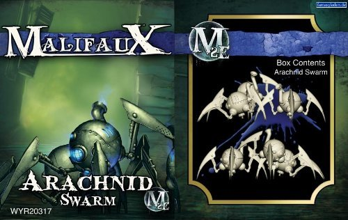 Wyrd Miniatures 20320 Arcanists Steam Arachnid Swarm - 3