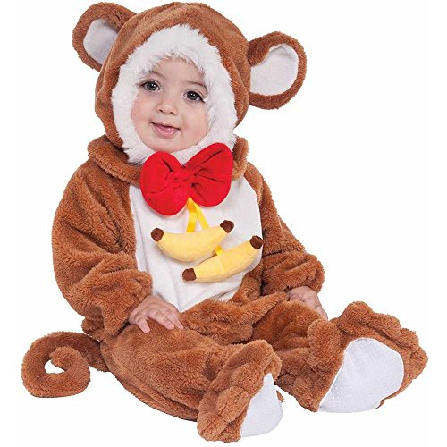 Banana Monkey Toddler Costume - Toddler