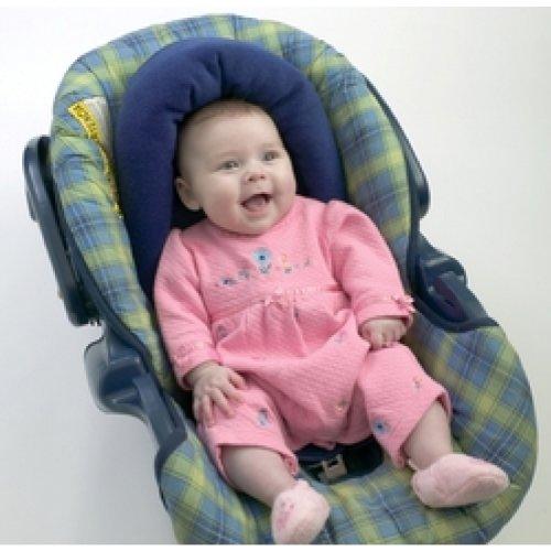 Sunshine Kids Snuggle-Soft Infant Support for Car Seat & Stroller - Blue - 1