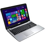 ASUS X555LD 15.6-Inch Notebook (Intel Core i5-5200U 2.2 GHz, 8 GB RAM, 1TB HDD, Webcam, Windows 8.1) with Free Windows 10 Upgrade