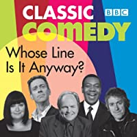 Whose Line Is It Anyway?  by Dan Patterson Narrated by Clive Anderson