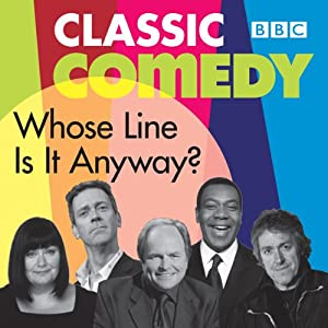 Whose Line Is It Anyway? Radio/TV Program