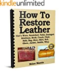 How to restore repair leather briefca...