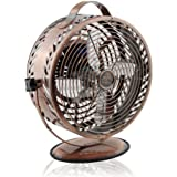 WBM HBM-7015A14 Himalayan Breeze Decor Bronze Fan
