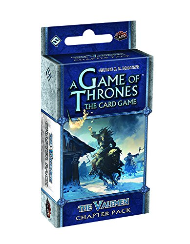 Game Of Thrones - 330945 - Jeu De Cartes - The Valemen Chapter
