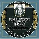 Duke Ellington et son orchestre: 1940 VOL.2