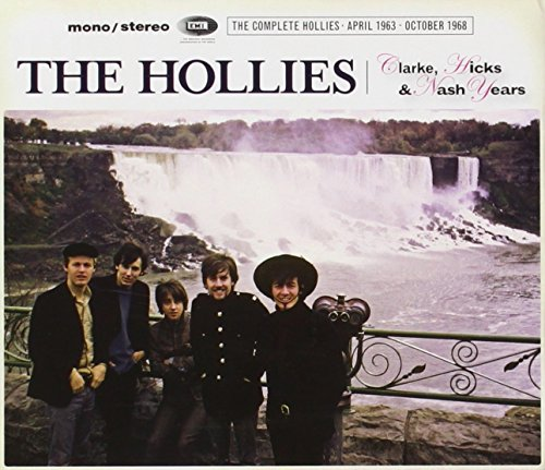 The Hollies - Clarke Hicks & Nash Years - Zortam Music