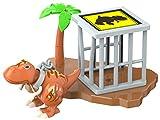 Silverlit DigiDinos Playset con Troy Tyrannosaurus Rex y Cage Hábitat