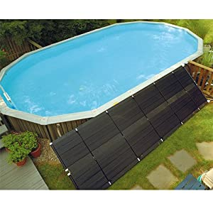 SmartPool SunHeater Solar Heating System for Aboveground Pools 2' X 20'