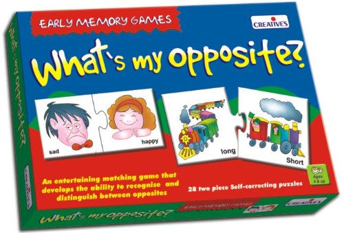 Creative Pre-School - What'S My Opposite - (Cre0619)