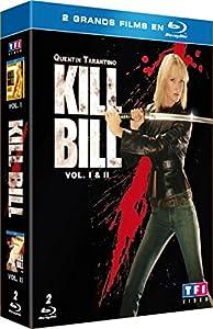 Kill Bill Vol. I et II : L'intégrale [Francia] [Blu-ray]