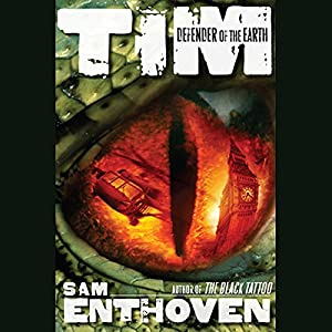 Tim, Defender of the Earth Audiobook