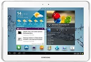 Samsung Galaxy Tab 2 P5110 WIFI Tablet (25,7 cm (10.1 Zoll) Display, 1GHz Prozessor, 1GB RAM, 32 GB Speicher, 3,2 Megapixel Kamera, Android) weiß