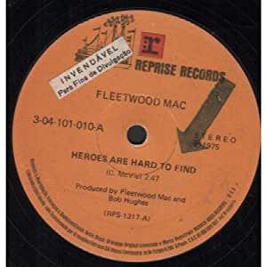 Heroes Are Hard To Find 7 Inch Brazillian Reprise 1975