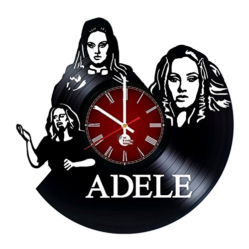 Adele-Skyfall-HANDMADE-Vinyl-Record-Wall-Clock-Get-unique-bedroom-wall-decor-Gift-ideas-for-friends-women-and-girls-Pop-Music-Singer-Unique-Art-Leave-us-a-feedback-and-win-your-custom-clock