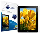 Tech Armor Apple New iPad 4, 3 & 2 HD Clear Screen Protector with Lifetime Replacement Warranty [2-Pack] – Retail Packaging
