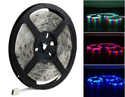 5050 5M 24-Key 12V Ir Colorful 300-Light Led Light Strip