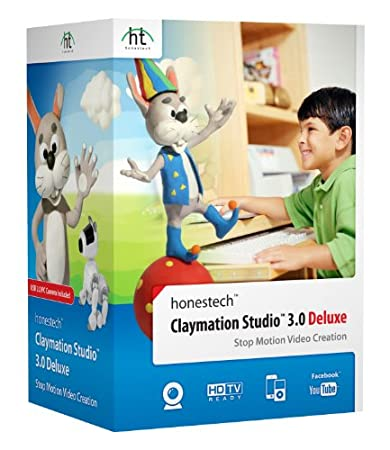 Claymation Studio 3.0 Deluxe