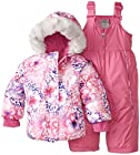 ZeroXposur Baby Girls' Josie Snowsuit Set