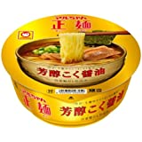 マルちゃん正麺 カップ 芳醇こく醤油 111g×12個