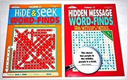 204 NEW Kappa Word Searches! 2 Jumbo Word-Find Pad Volumes 77-78