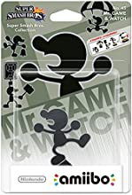 Nintendo - Figura Amiibo Smash Game & Watch