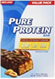 Pure Protein Value Pack, Chocolate Peanut Caramel, 1.76 oz. Bars, 6 Count