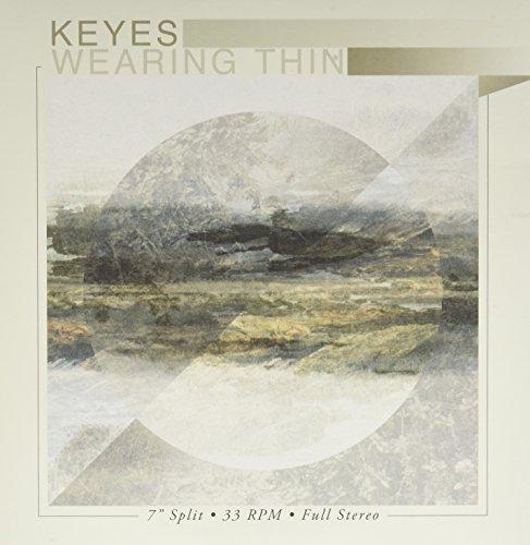 Vinilo : KEYES / WEARING THIN - Keyes / Wearing Thin - Split Ep