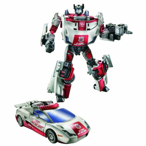 Transformers Generations Deluxe Red Alert