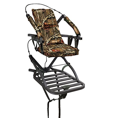 Summit Treestands Cobra SD Climbing Treestand, Mossy Oak