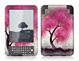 Protective Skin Designer Cover for Amazon Kindle Keyboard 3 - Bloom - Gelaskins