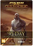 STAR WARS: The Old Republic - KOTFE 90-Day Prepaid Subscription Game Time Code [PC Online Code]