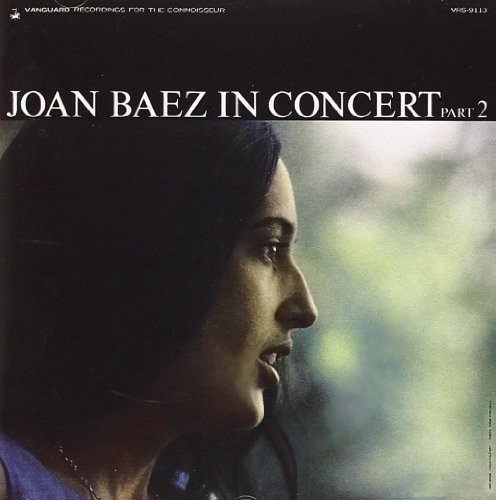 CD : Joan Baez - Joan Baez in Concert 2 (United Kingdom - Import)