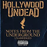 Hollywood Undead Notes From The Underground - Unabridged by Hollywood Undead (2013) Audio CD