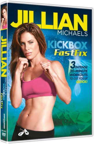 Jillian Michaels - KickBox FastFix - UK PAL