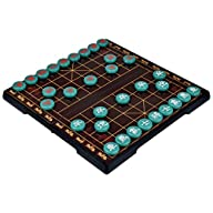 Jade Color Chinese Chess Xiangqi Magn…