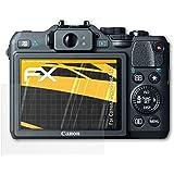 3 x atFoliX Film protection d'écran Canon PowerShot G15 Film protecteur Protecteur d'écran - FX-Antireflex anti-reflet